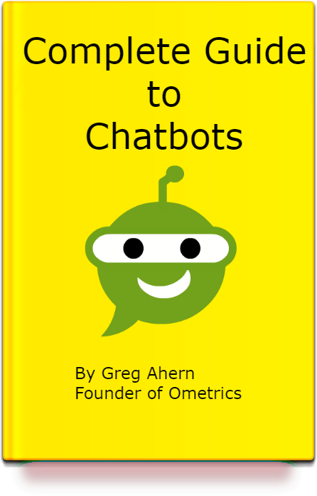 The Complete Guide to Chatbots eBook